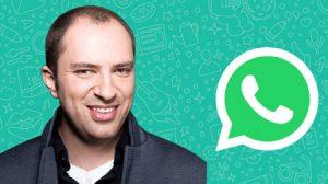 História do criador do app whatsapp